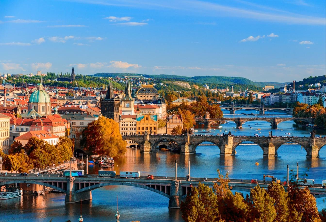 Тур в Чехию, Прагу
