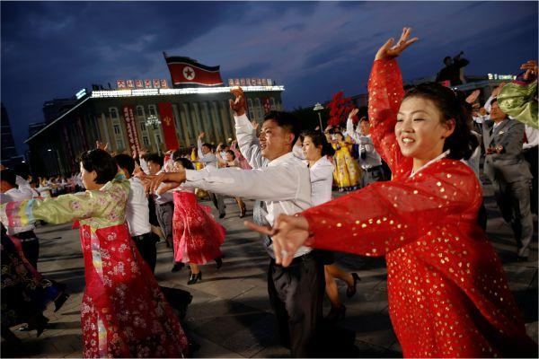 Тур в Северную Корею