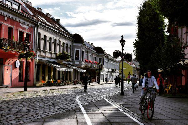 Тур в Литву