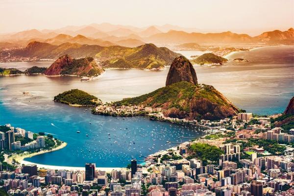 Тур в Бразилию