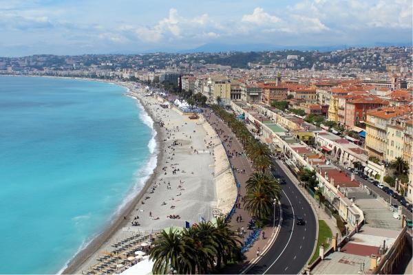 Тур в Францию