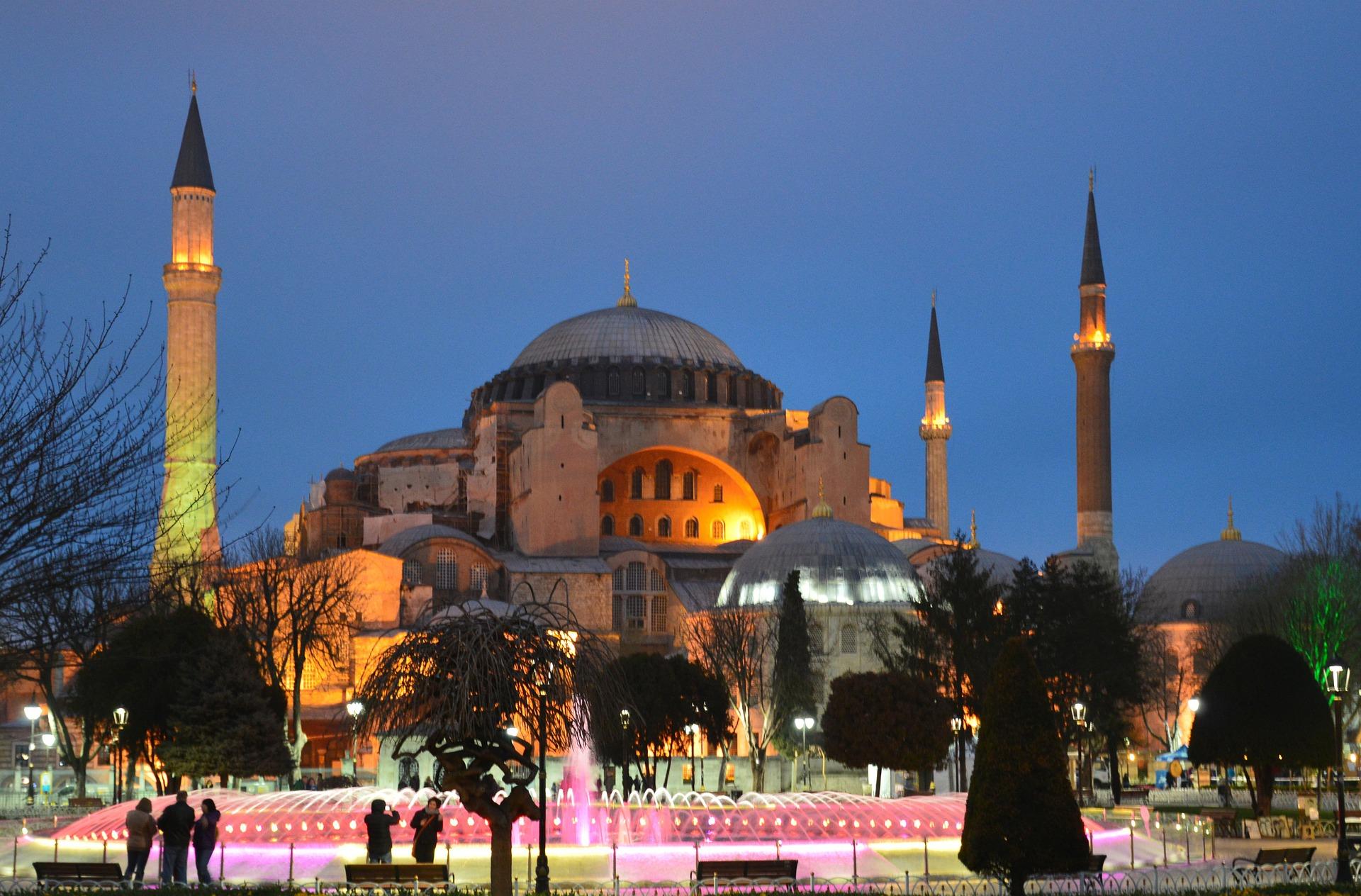 Слетать в Турцию на Новый год
