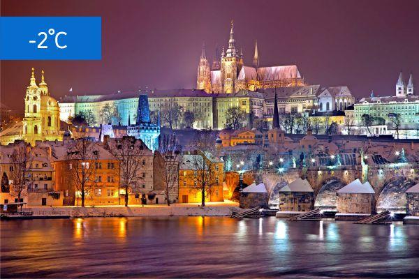 Новогоднии туры в Чехию