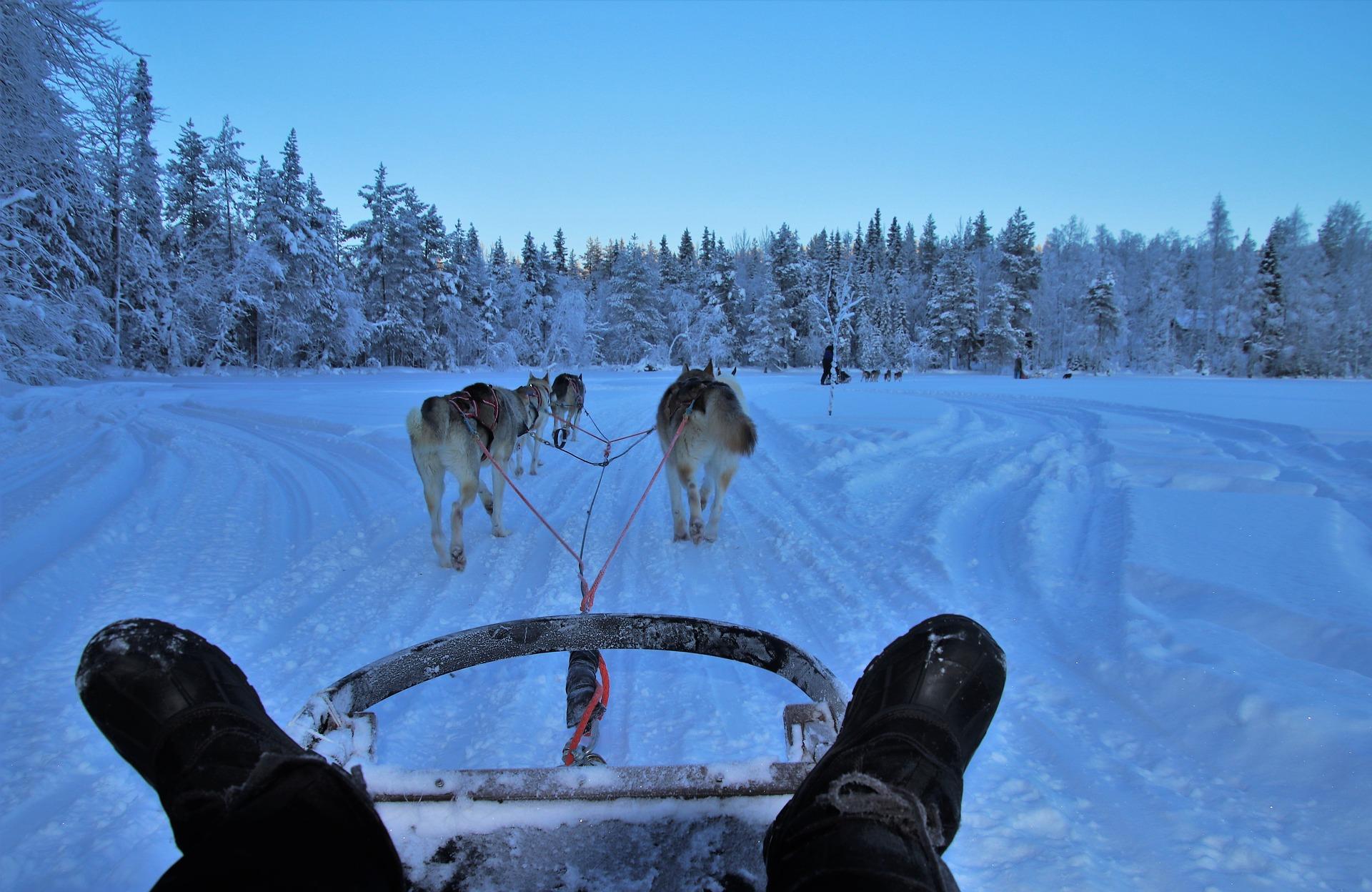 Слетать в Финляндию на Новый Год