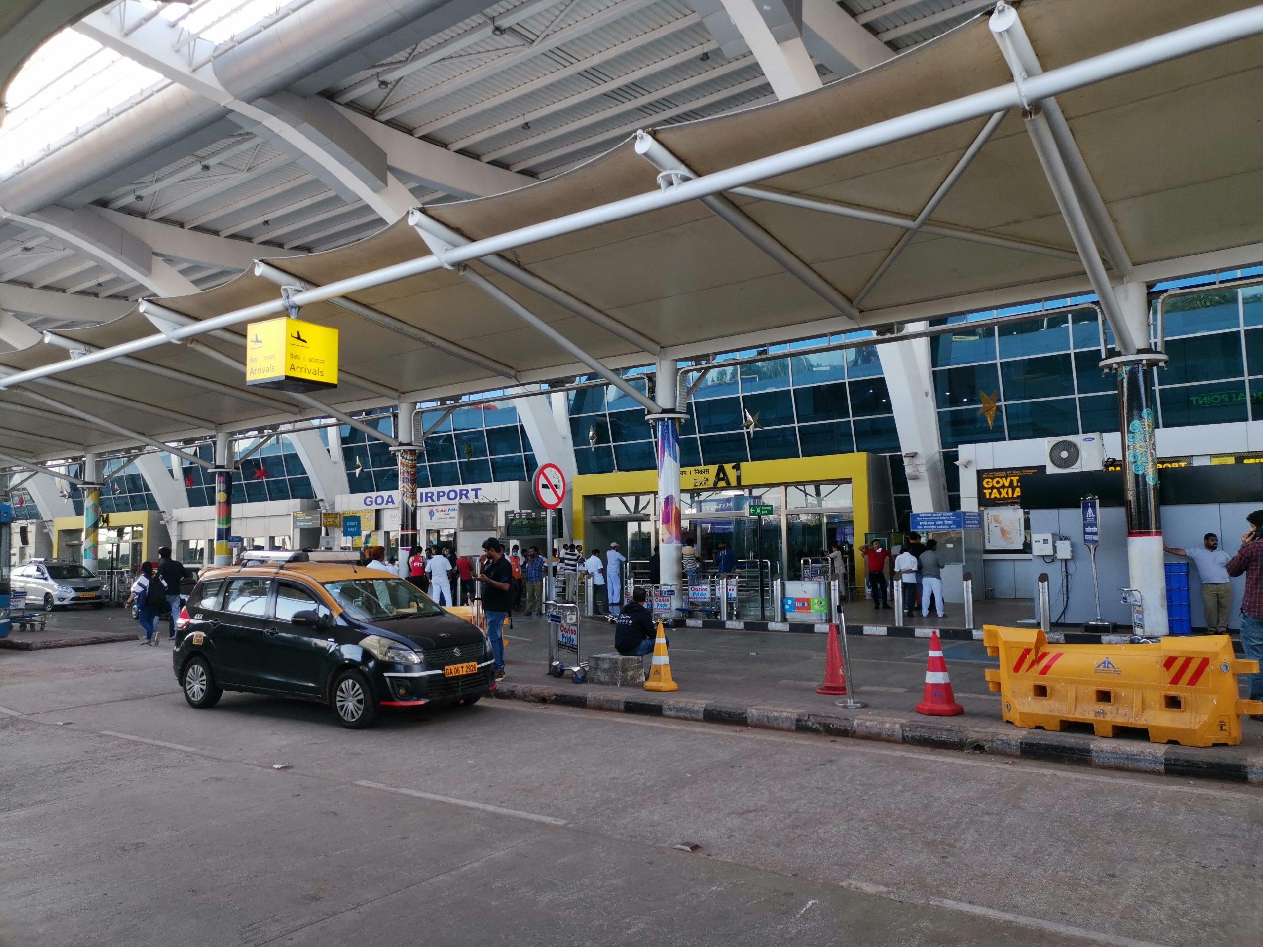 Аэропорт ГОА