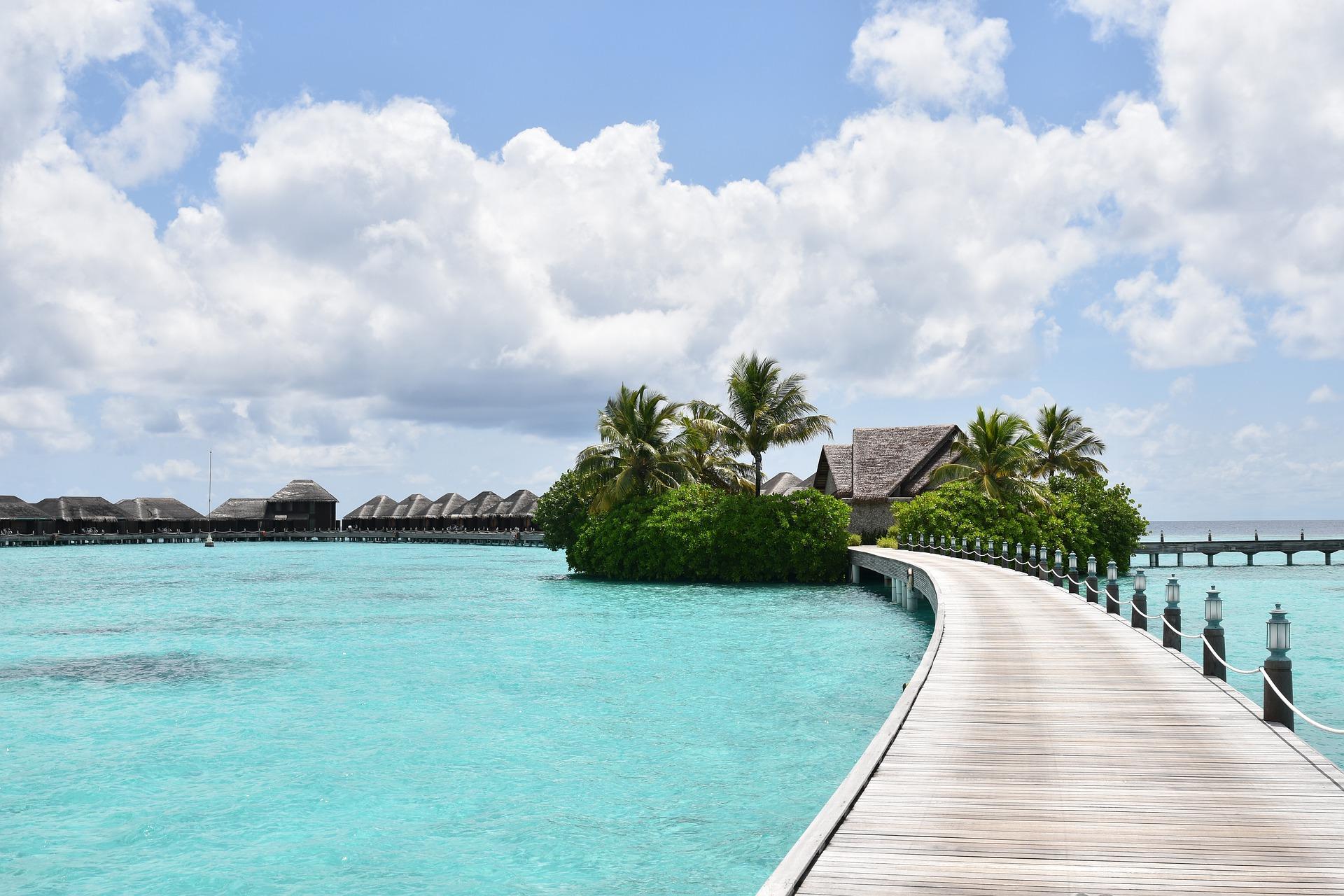 Слетать на Мальдивы на Новый Год