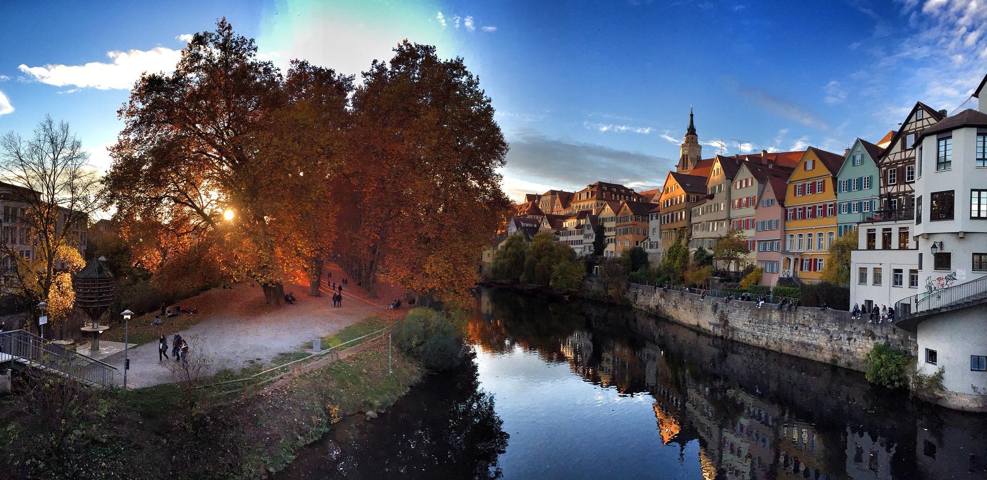 Слетать осенью в Германию