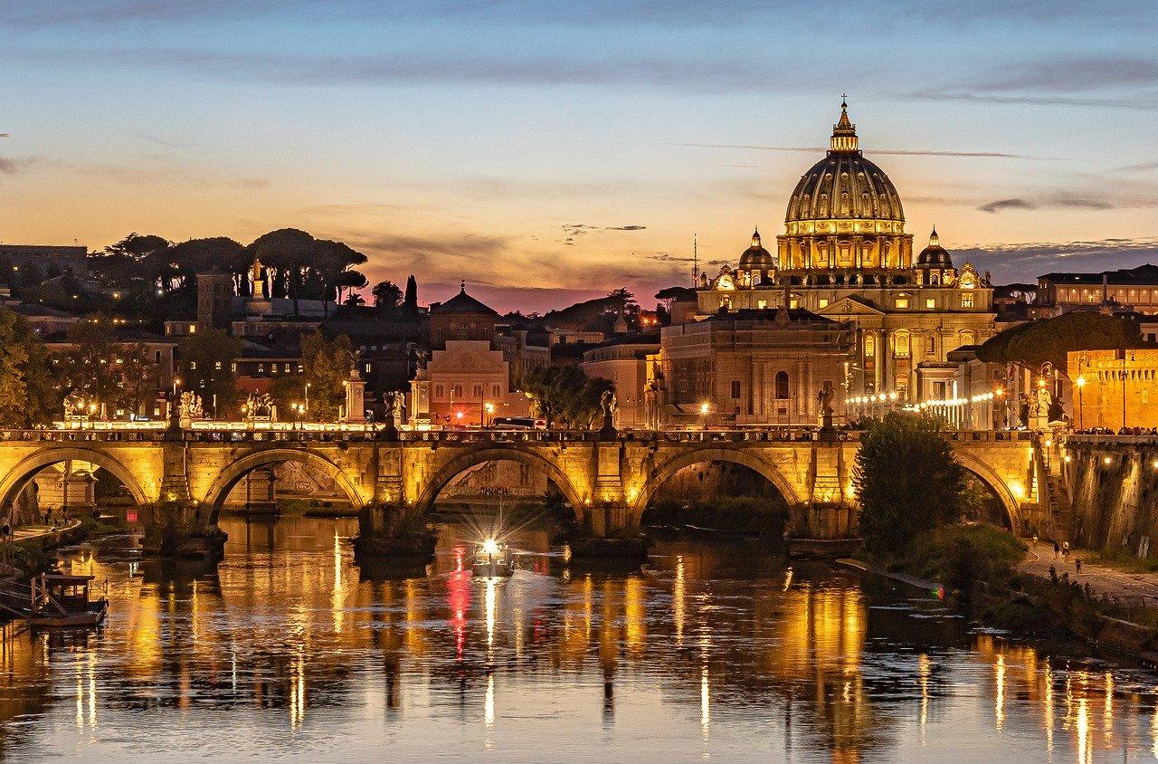 Слетать в апреле в Италию