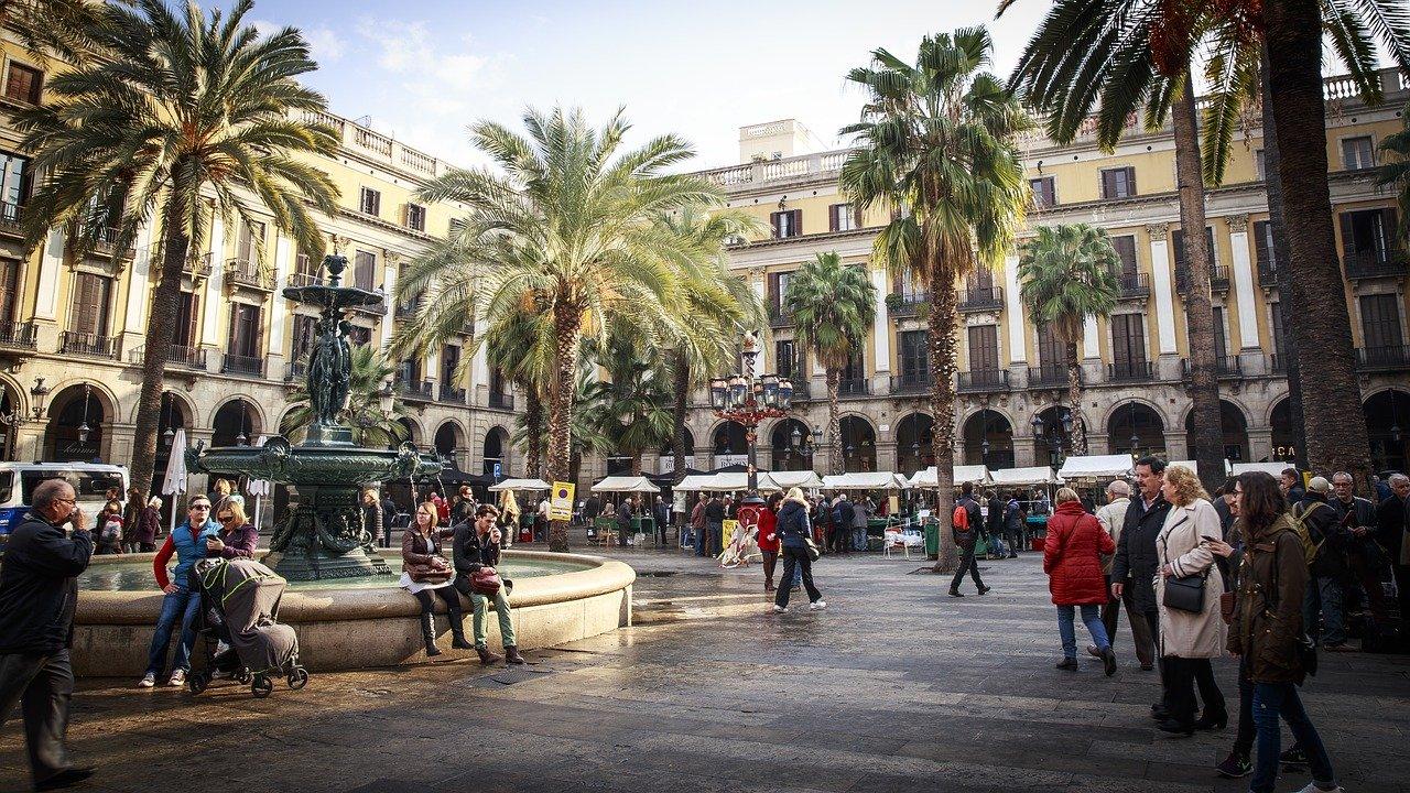 Слетать в феврале в Испанию