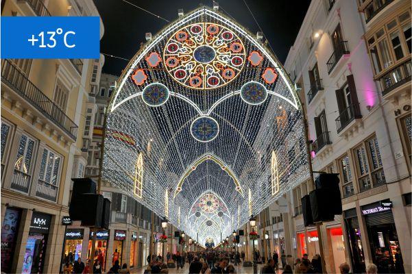 Новогодние туры в Испанию