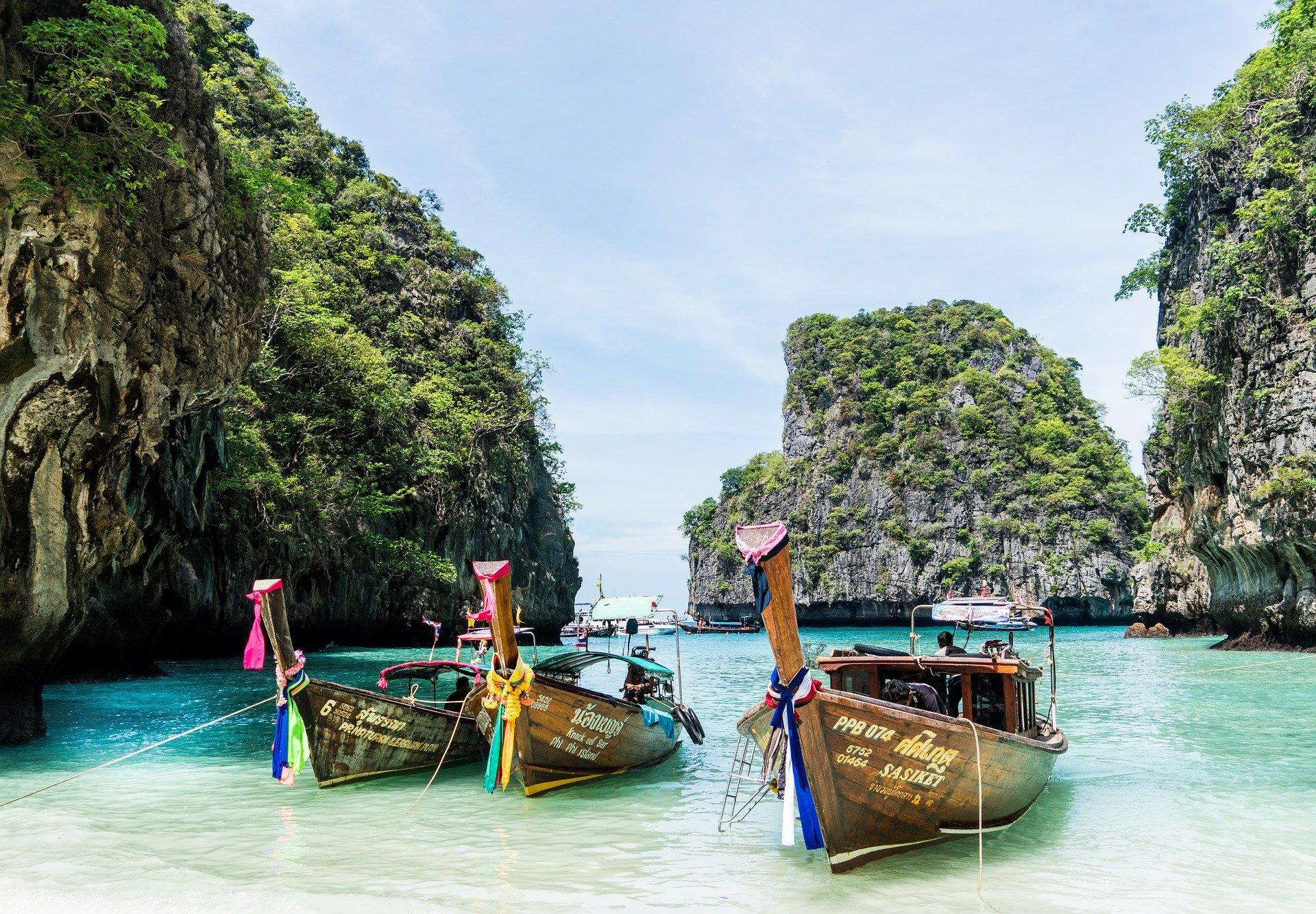 Слетать в ноябре в Тайланд