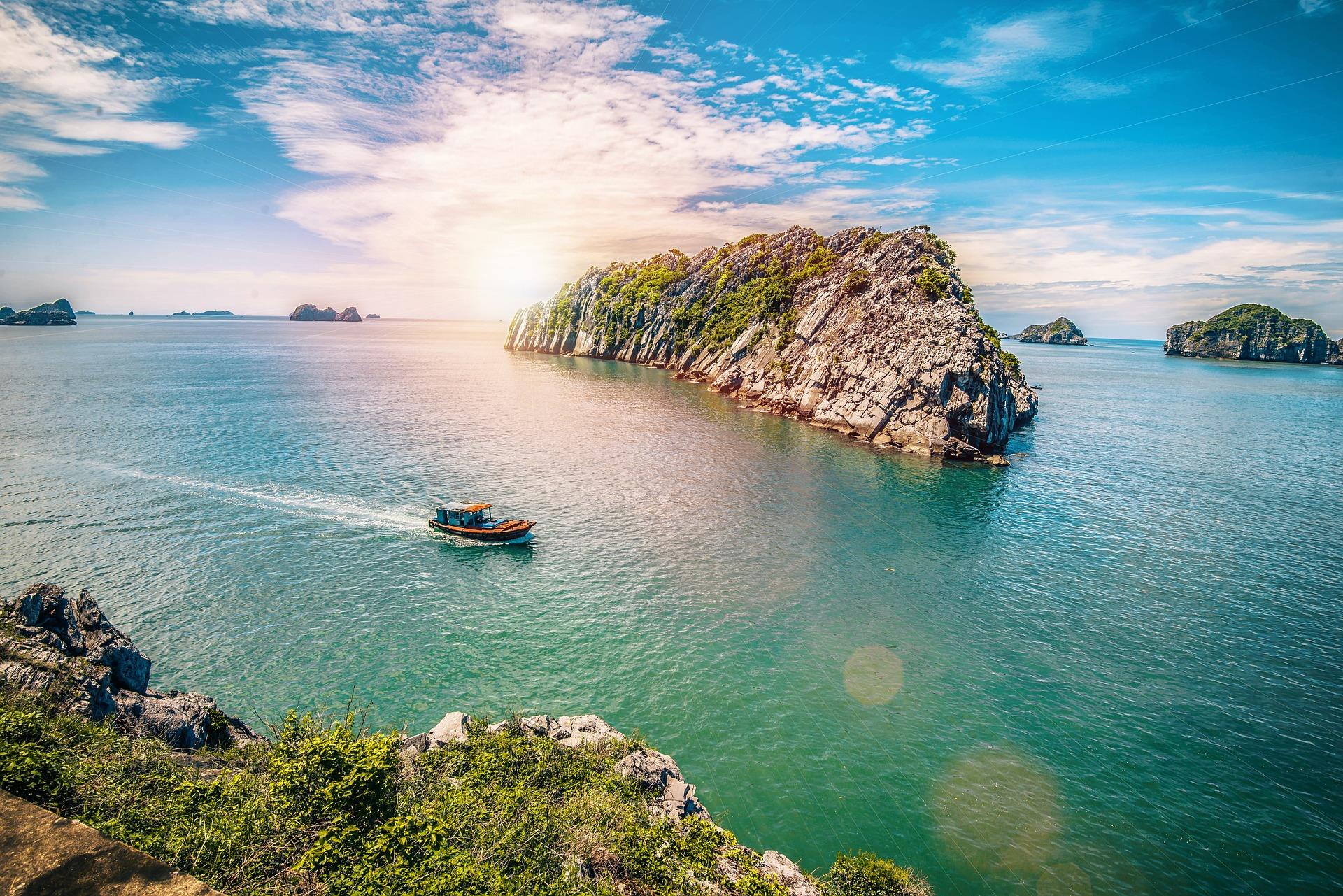 Во Вьетнам на Новый Год