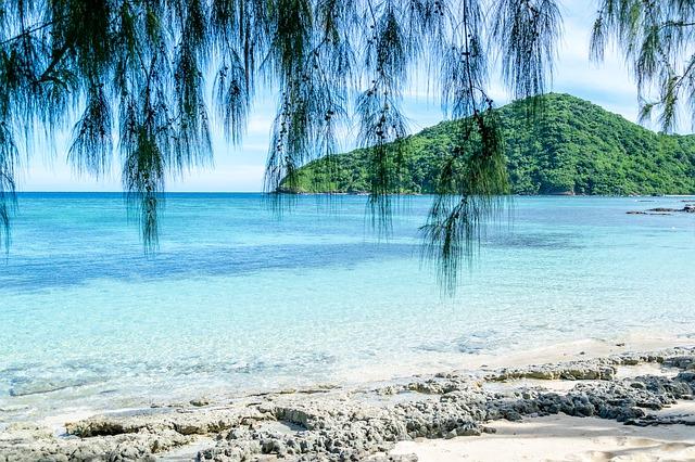Пляж Фиджи