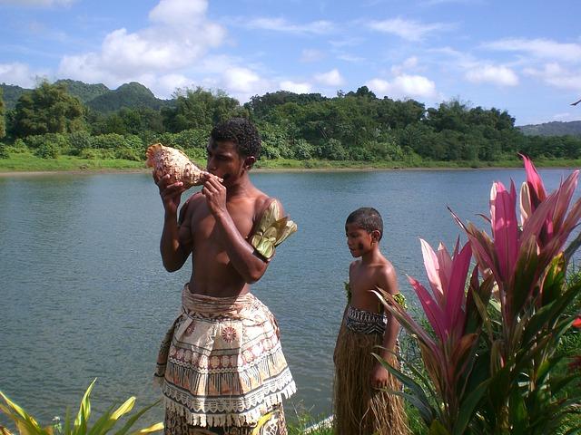 Фиджи, Океания