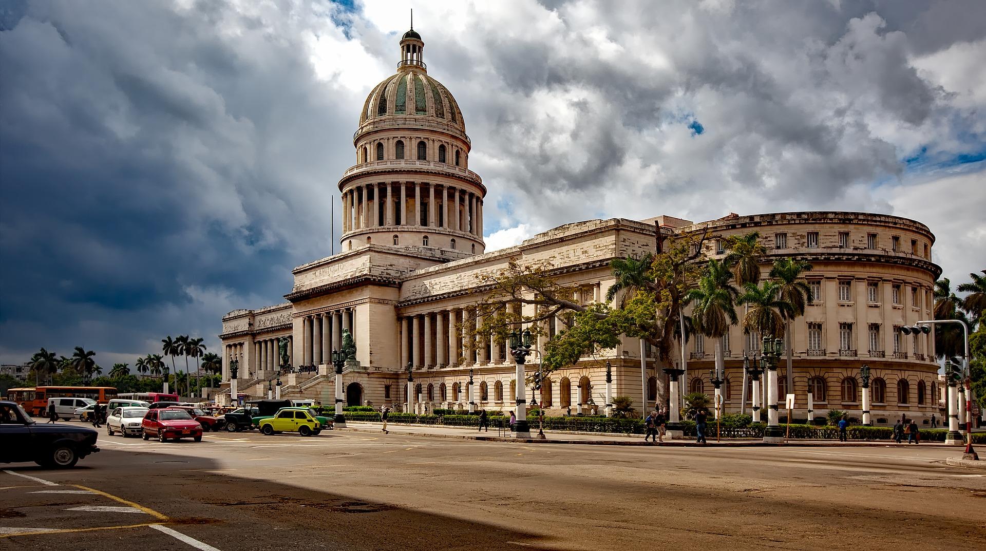 Гавана - столица Куба