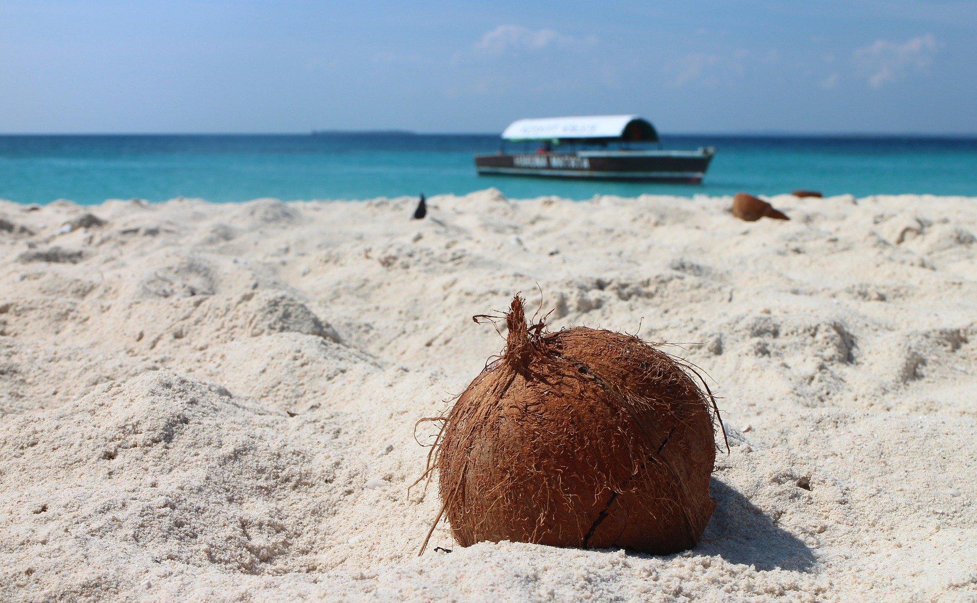 Пляжный отдых в Танзании