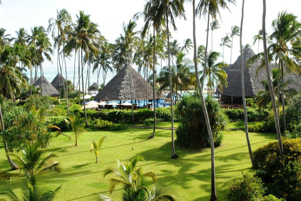Лучшие отели на Занзибаре