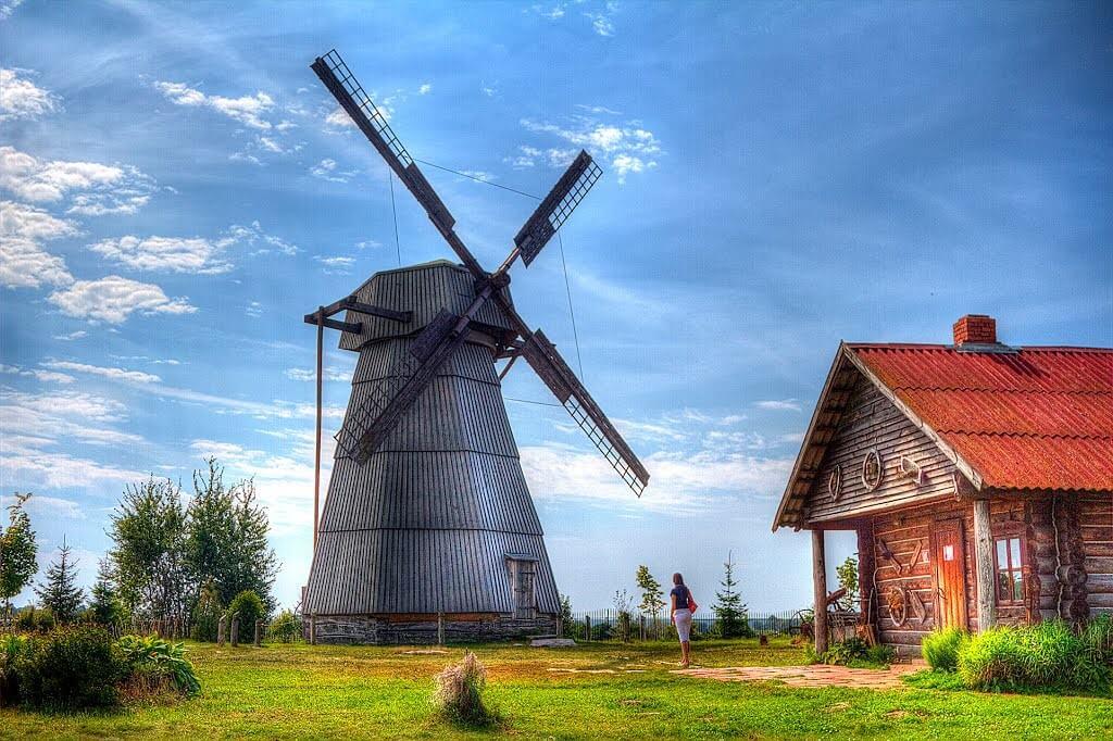 Село Дудутки Беларусь