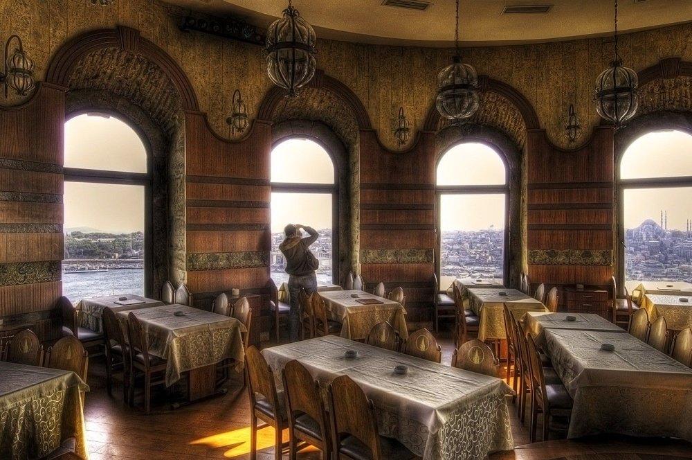 Ресторан в Девичьей башне
