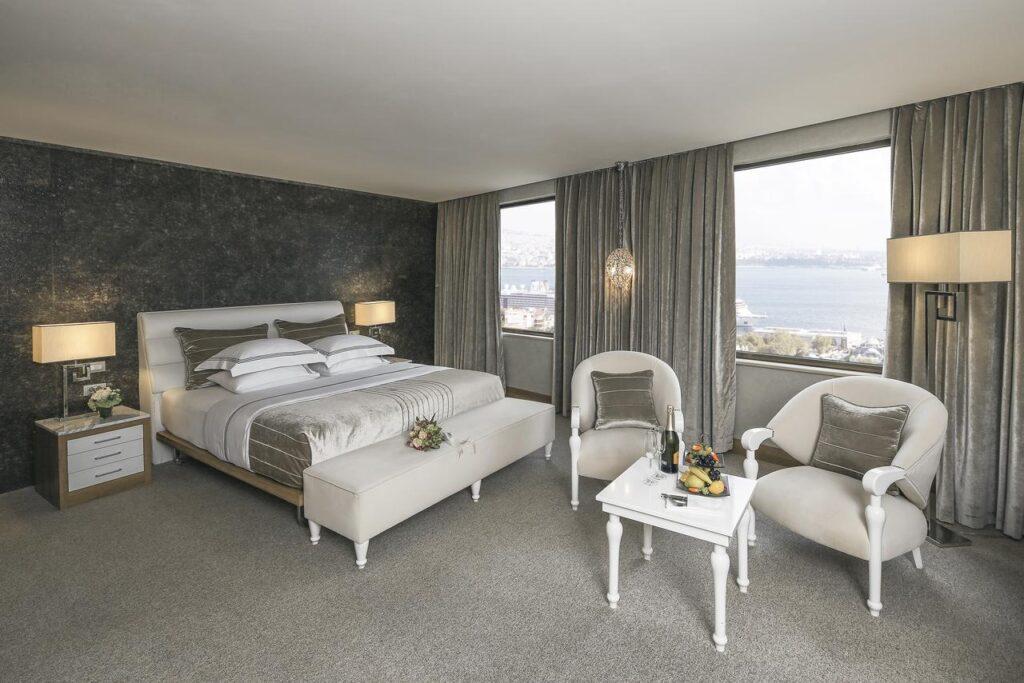 Richmond Istanbul Taksim Hotel - 4 Star Hotel Istanbul