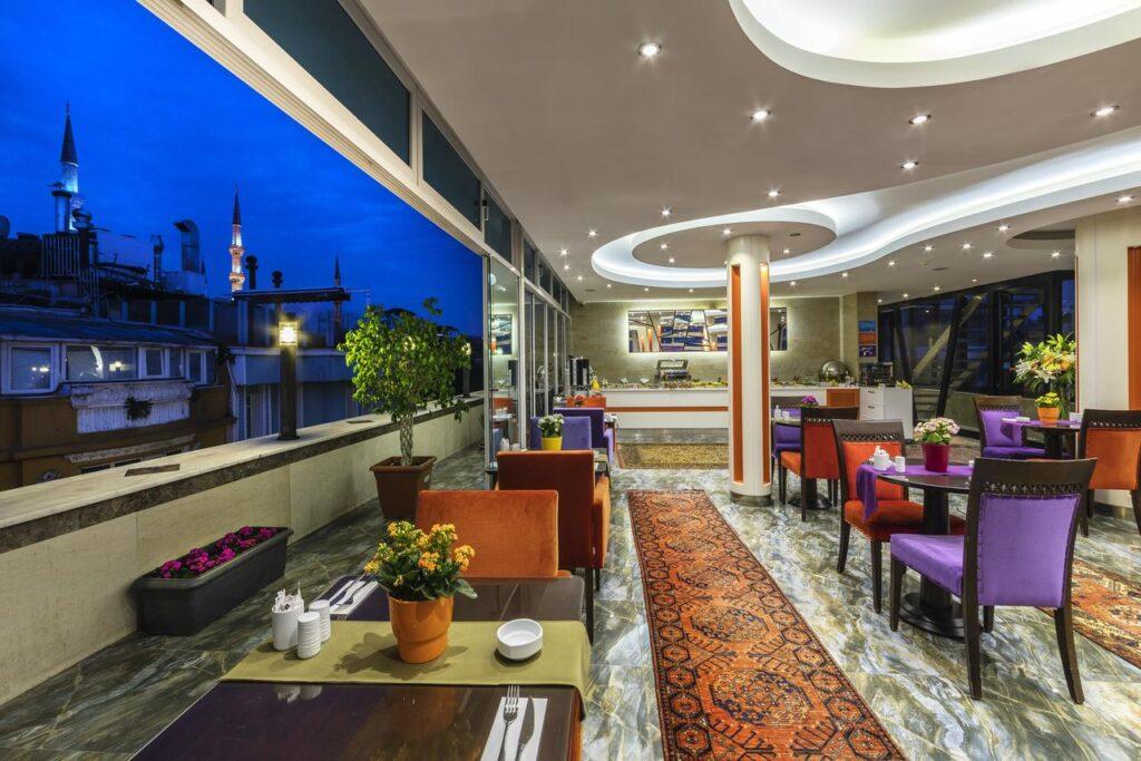 The Magnaura Palace Hotel 4*