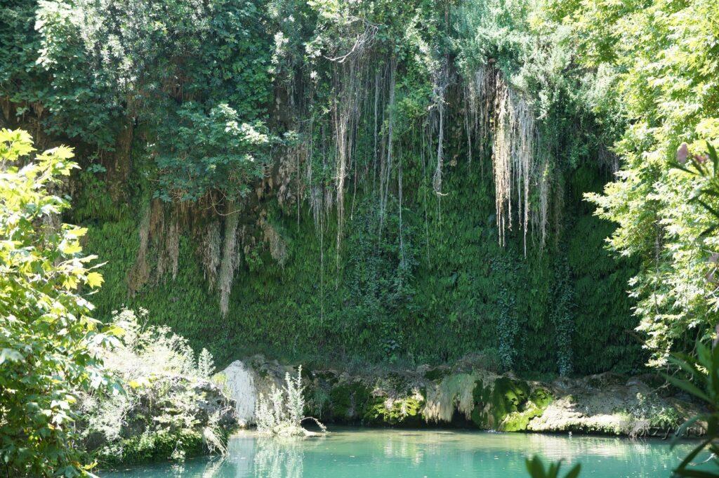 Пейзажи реки Дим-Чай