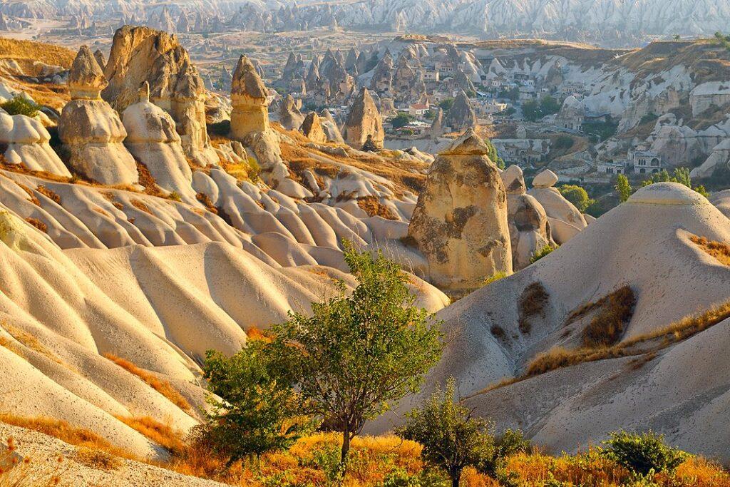 Долина Каппадокии