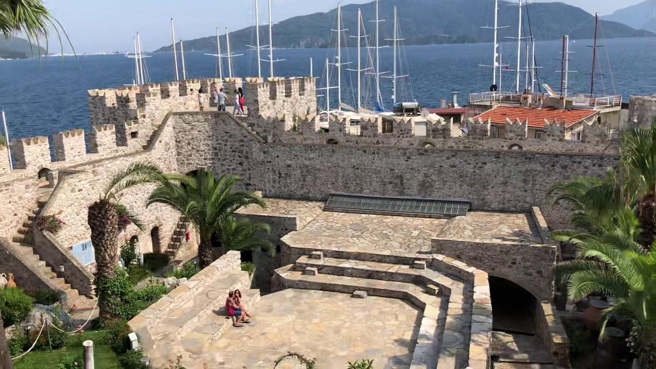Прогулки по крепости