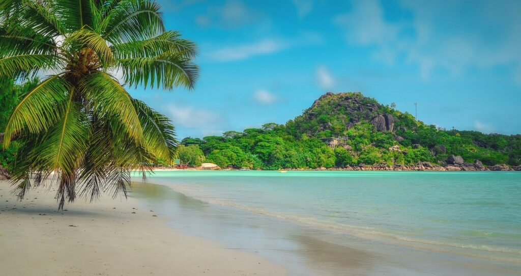 Остров Праслен Сейшелы