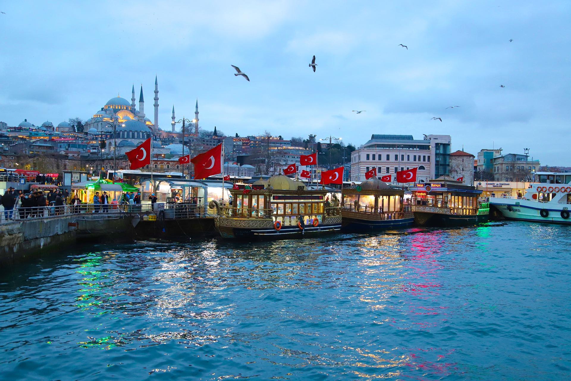 Туры в Турцию в ноябре