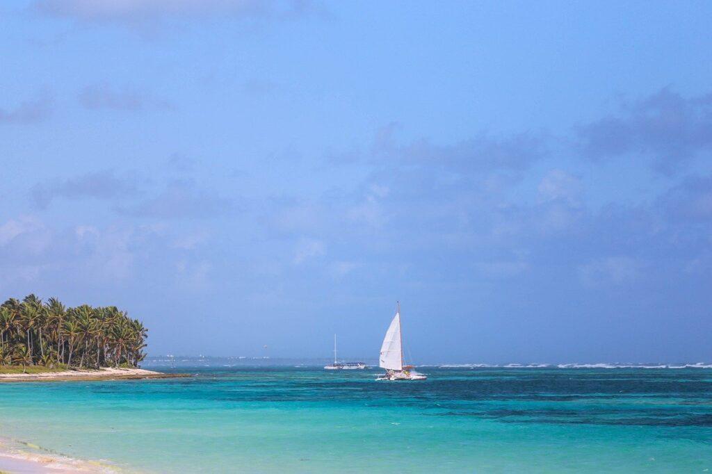 Море Доминиканы