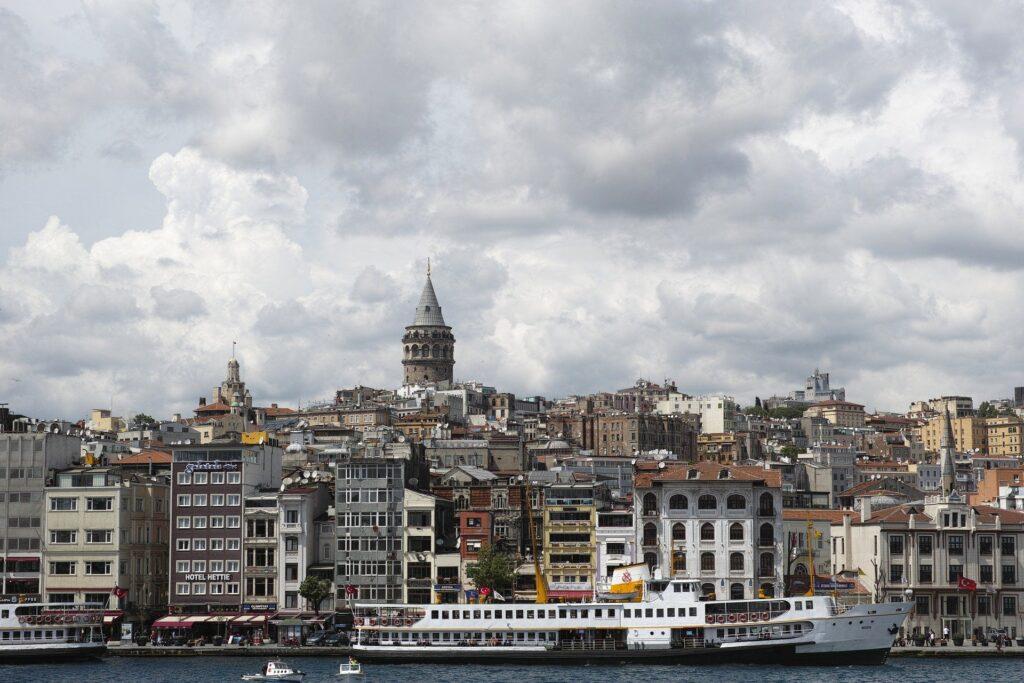 Экскурсия по Стамбулу
