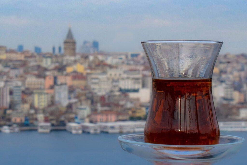Цены в кафе Турции