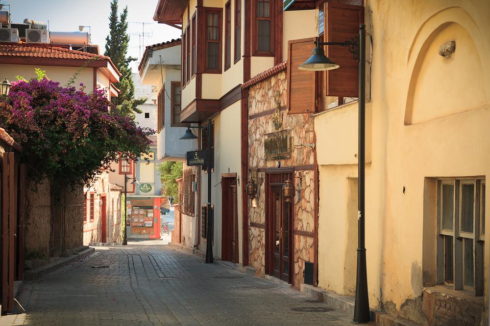 Старые улочки Калейчи
