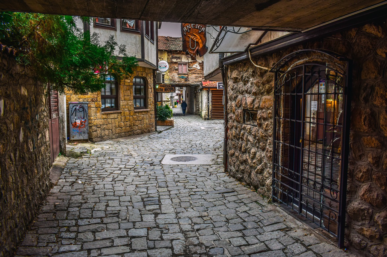 Северная Македония, Охрид