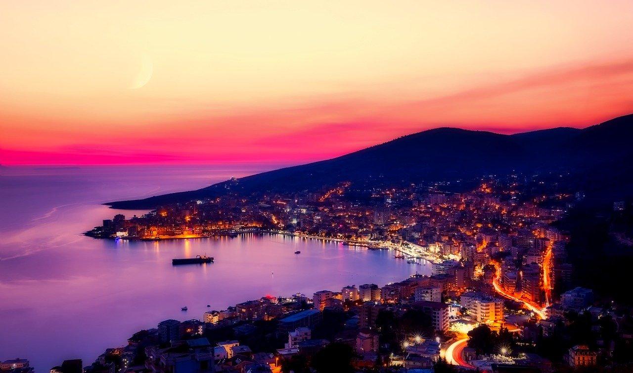 Саранда, Албания