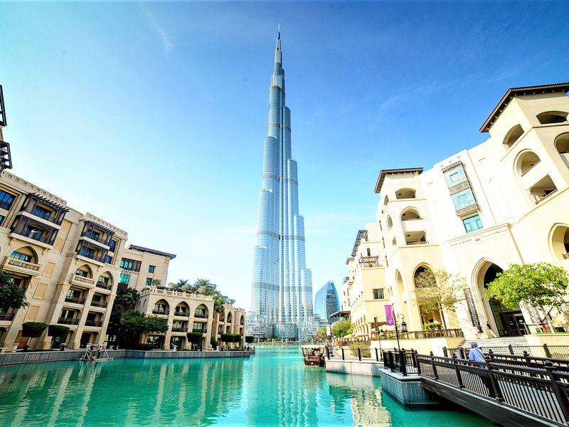Арабская и современная архитектура ОАЭ