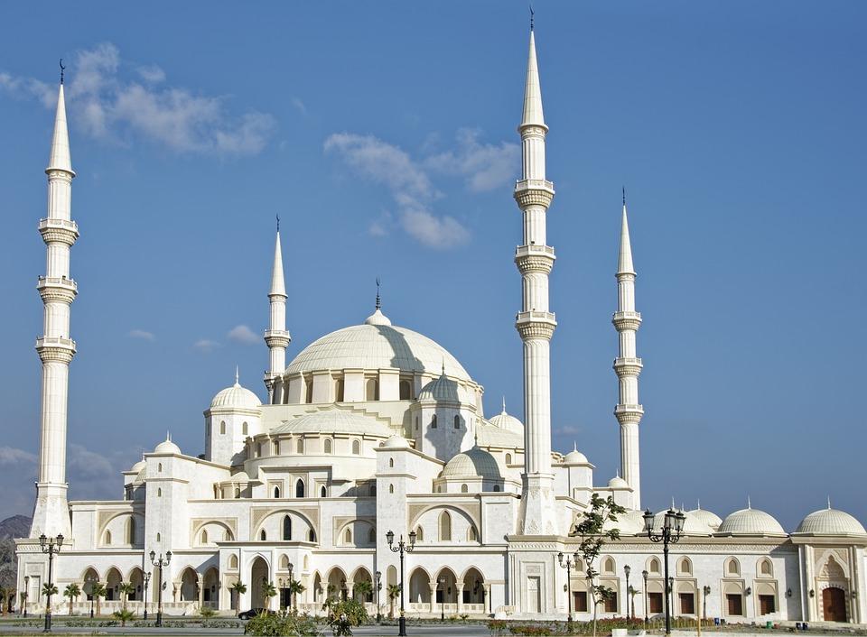 Центральная мечеть Фуджейры