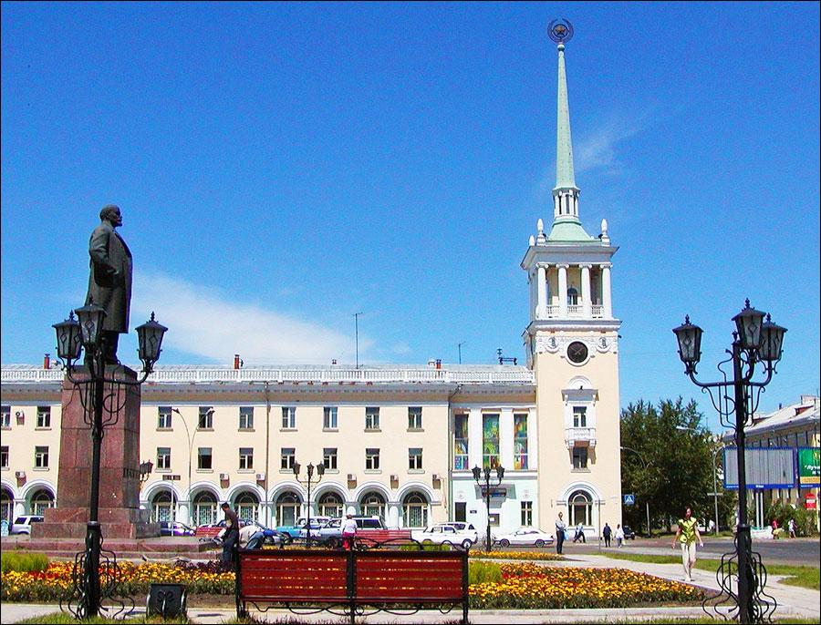 Ангарск
