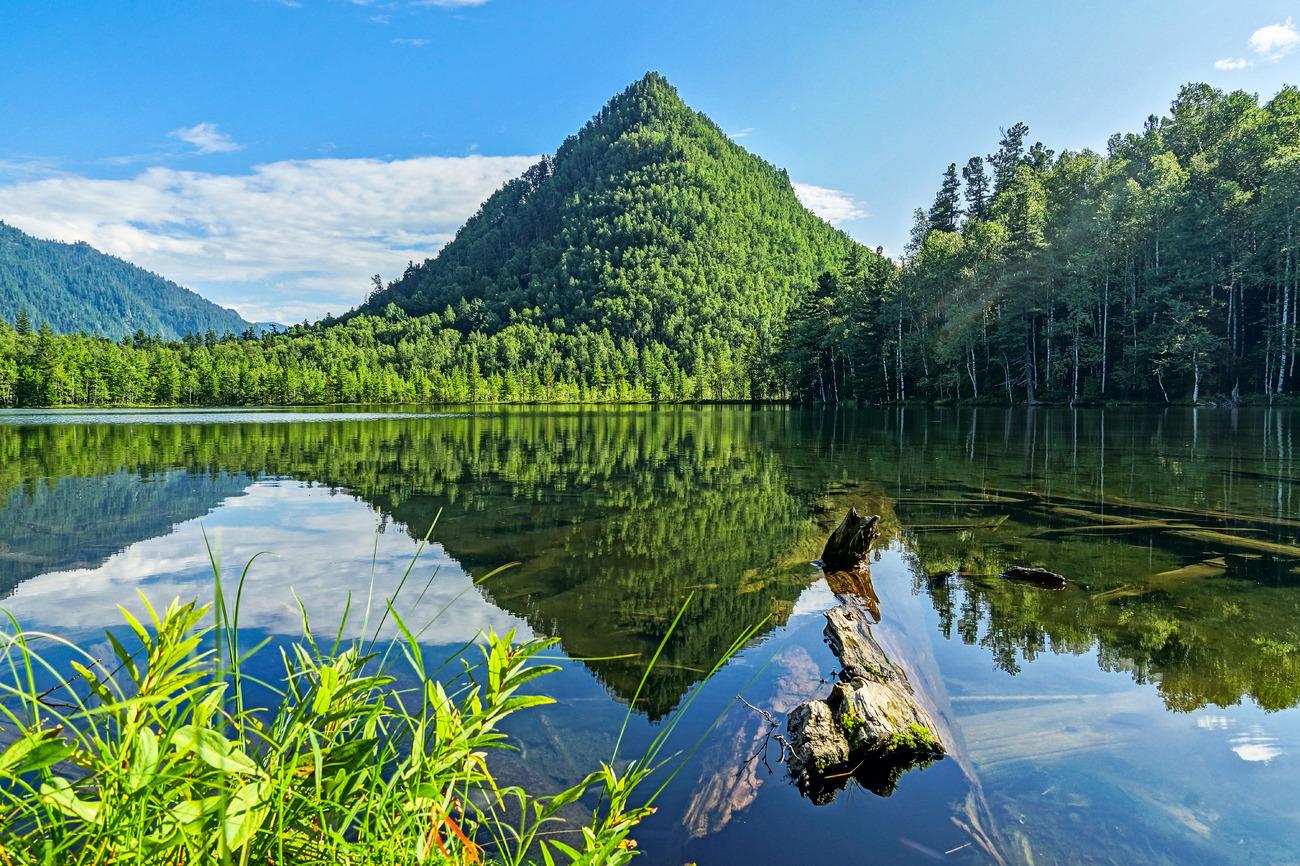 Красоты Иркутской области