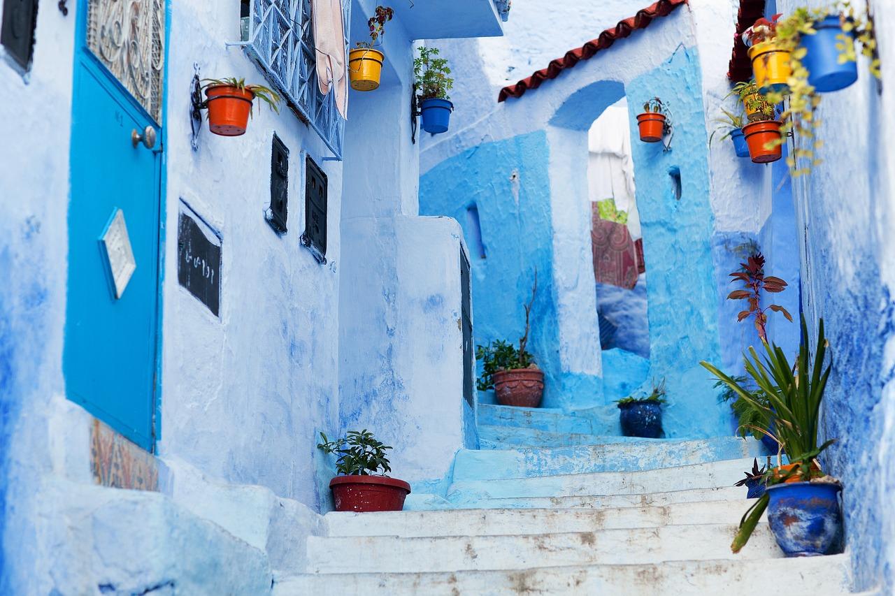 Правила въезда в Марокко