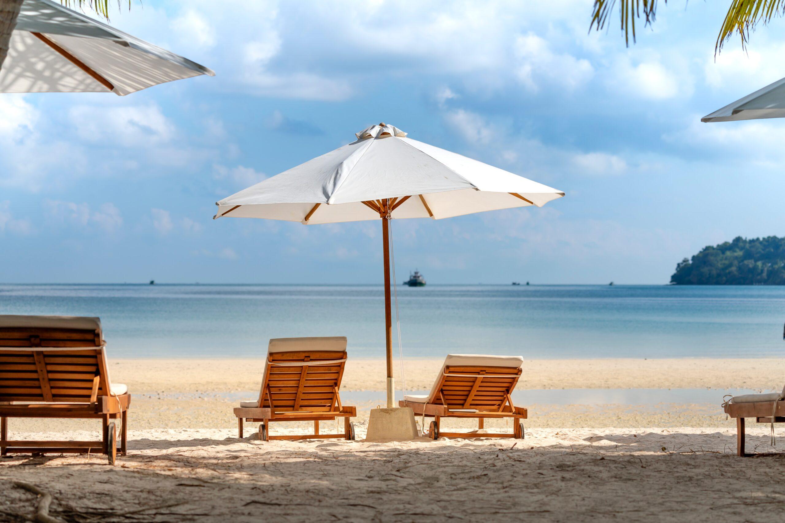 Заграничные пляжи