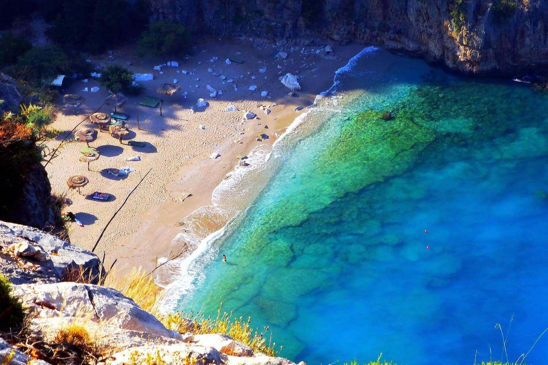 Пляж Долина бабочек (Олюдениз-Фетхие)