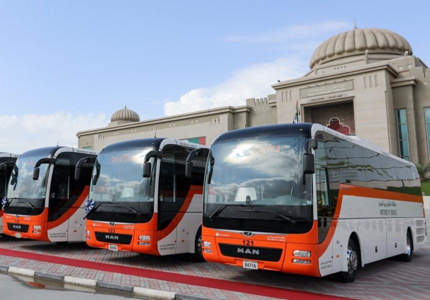 Автобусы в Шардже