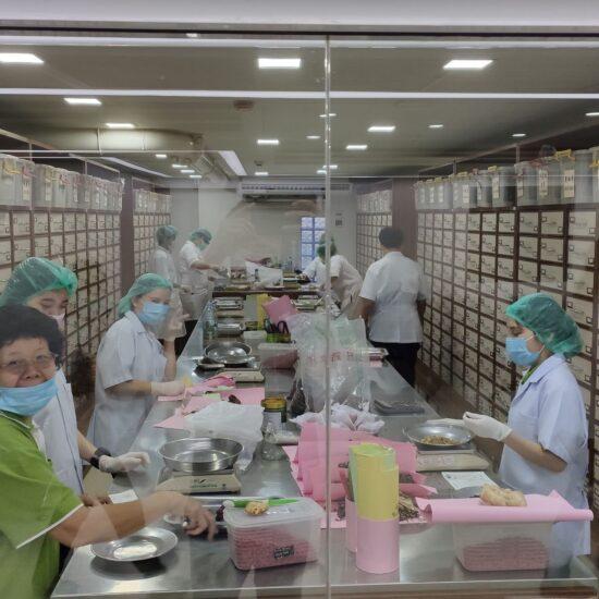Фото из клиники традиционной китайской медицины