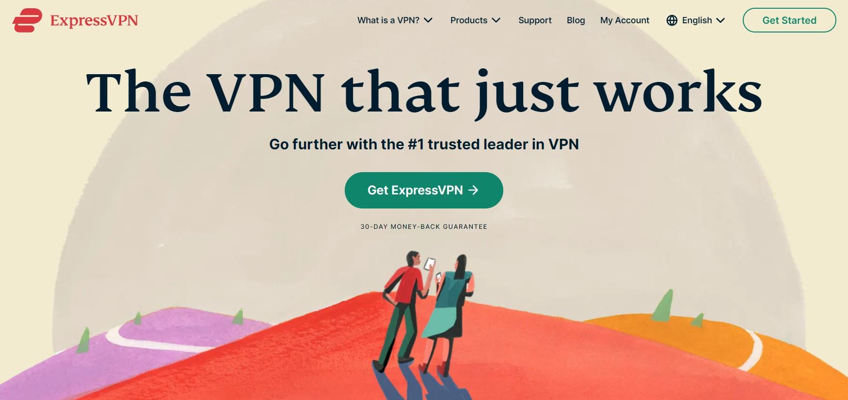 VPN в ОАЭ