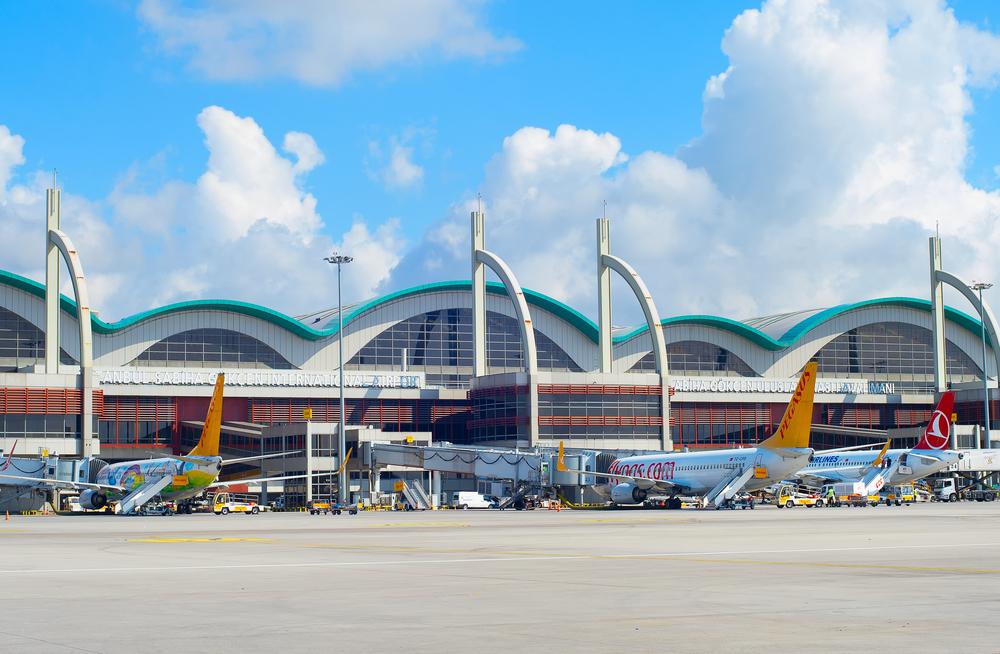 Аэропорт Сабиха Гекчен, Стамбул