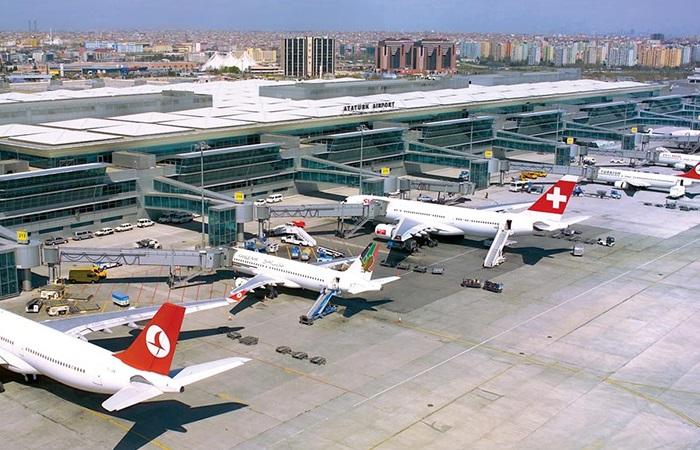 Старый аэропорт имени Ататюрка