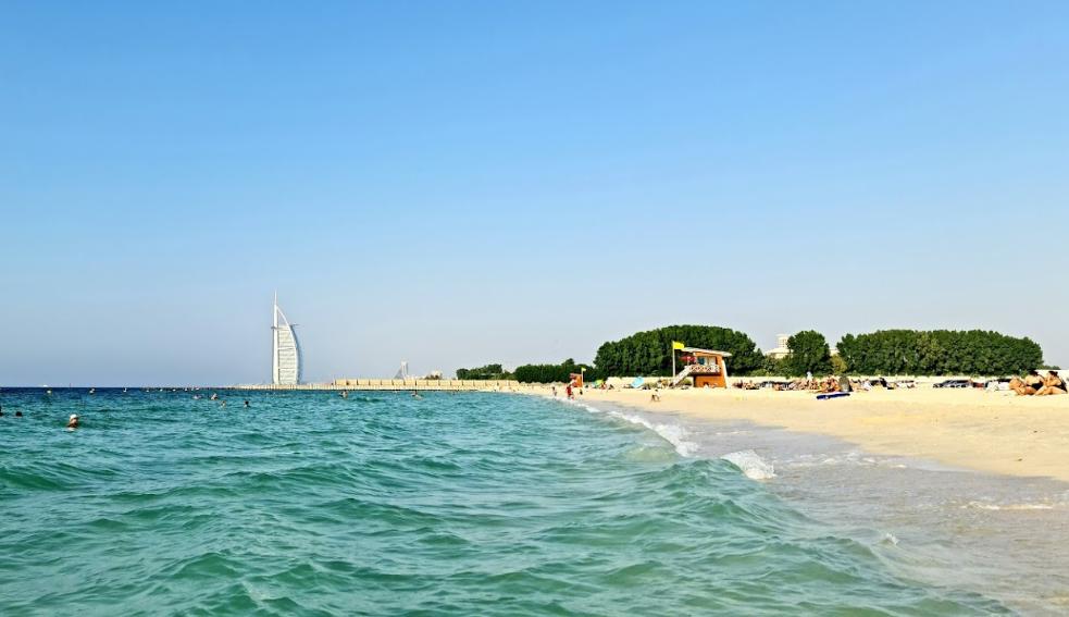Пляж Al Sufouh Beach