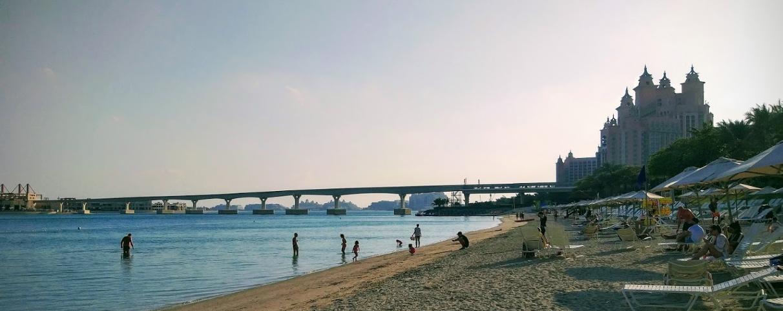 Aquaventure Beach